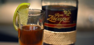 Maple Old Fashioned mit Ron Zacapa 23 Rum & Ahornsirup