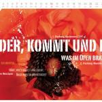 RadiKalender 2014 – Rezept Dezember – Heißer Bratapfel mit Mohn & Vanillesauce
