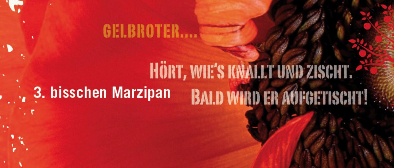 RadiKalender 2014 - Rezept Dezember - Heißer Bratapfel mit Mohn & Vanillesauce