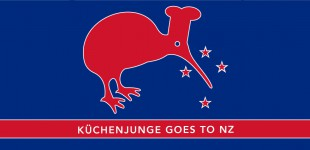 Küchenjunge goes to New Zealand - der Reiseblog