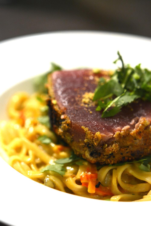Thunfisch wasabi erdnuss 07