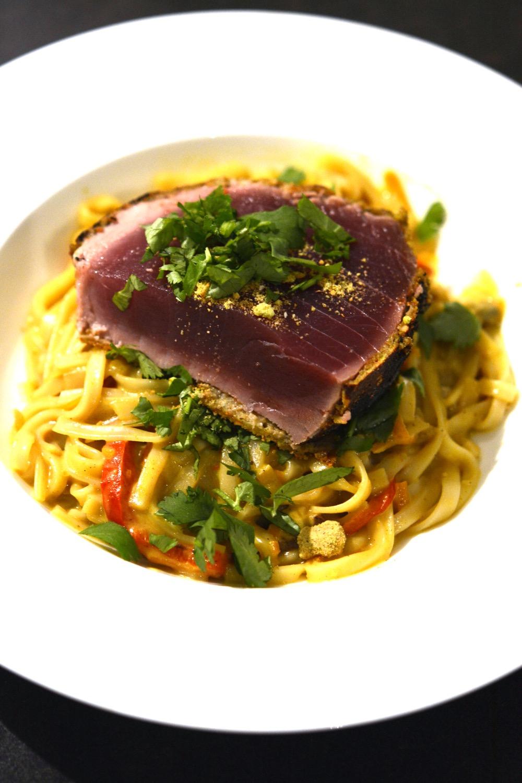 Thunfisch wasabi erdnuss 10