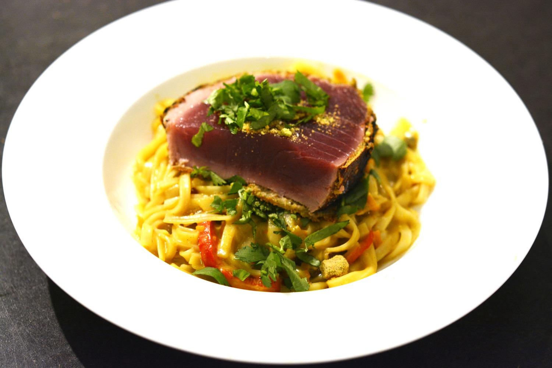 Thunfisch wasabi erdnuss 11