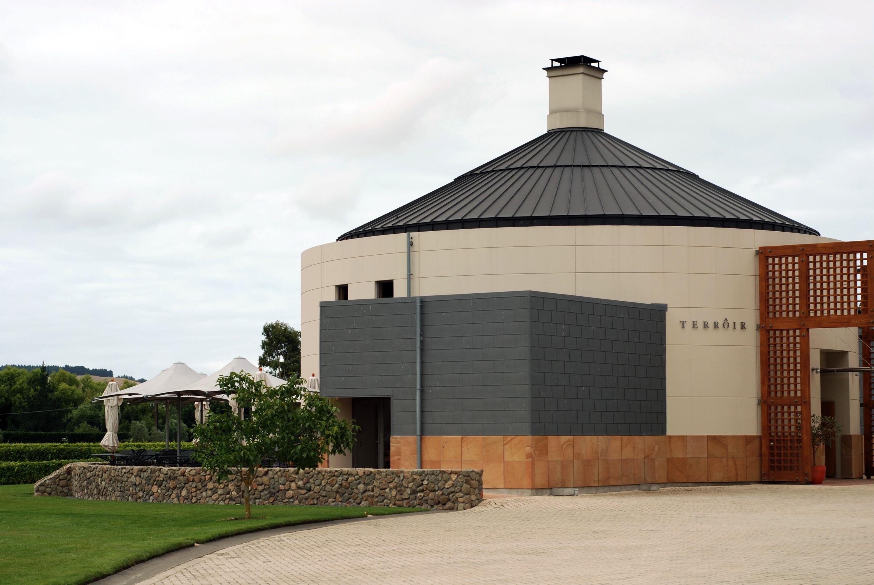 Ein Besuch in der Craggy Range - Weingut Napier