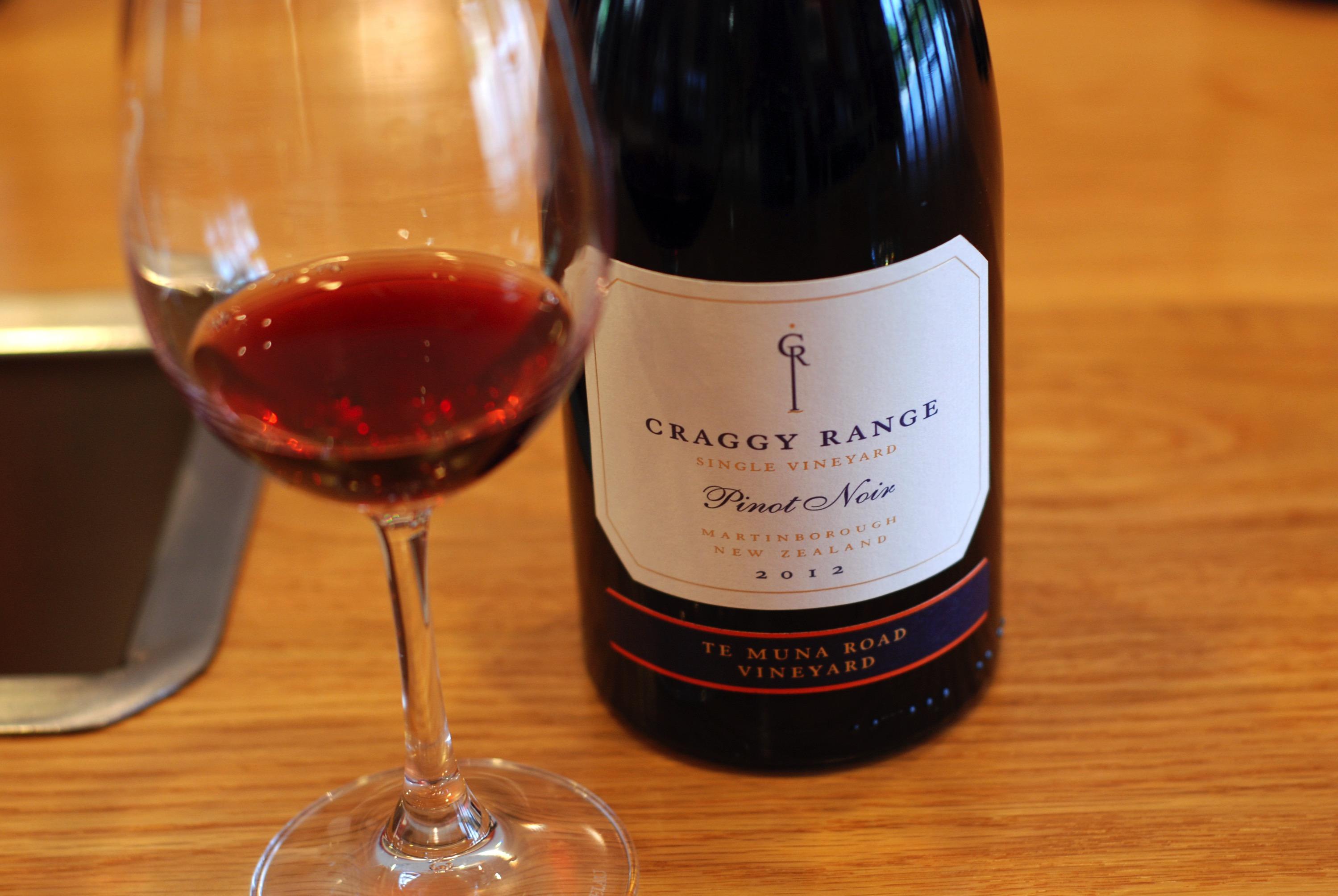 Craggy range wine napier 18