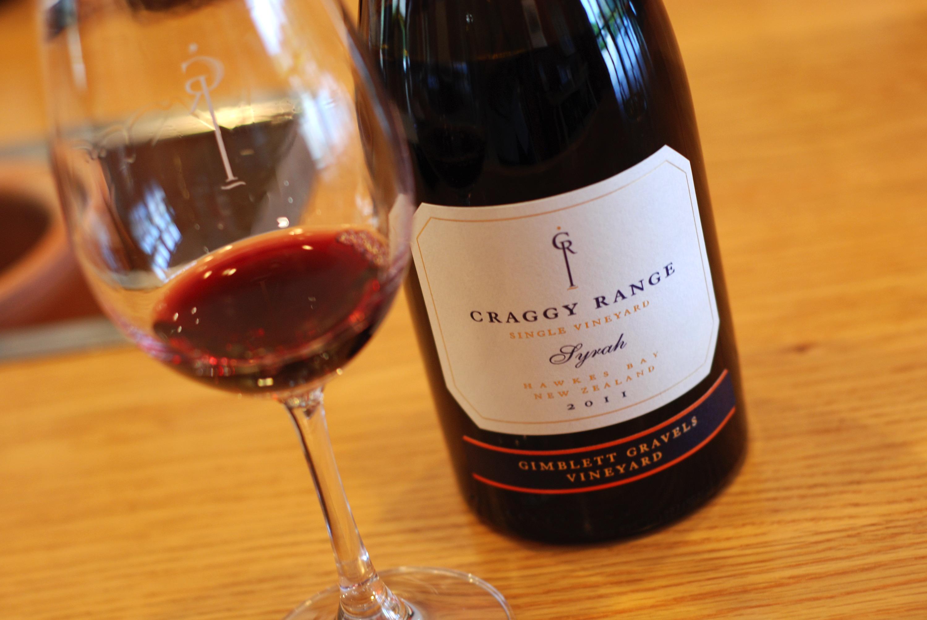 Craggy range wine napier 19
