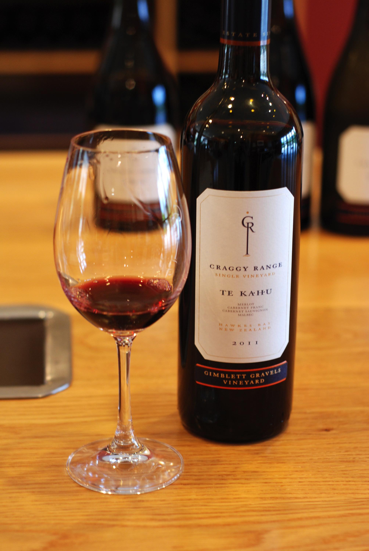 Craggy range wine napier 20