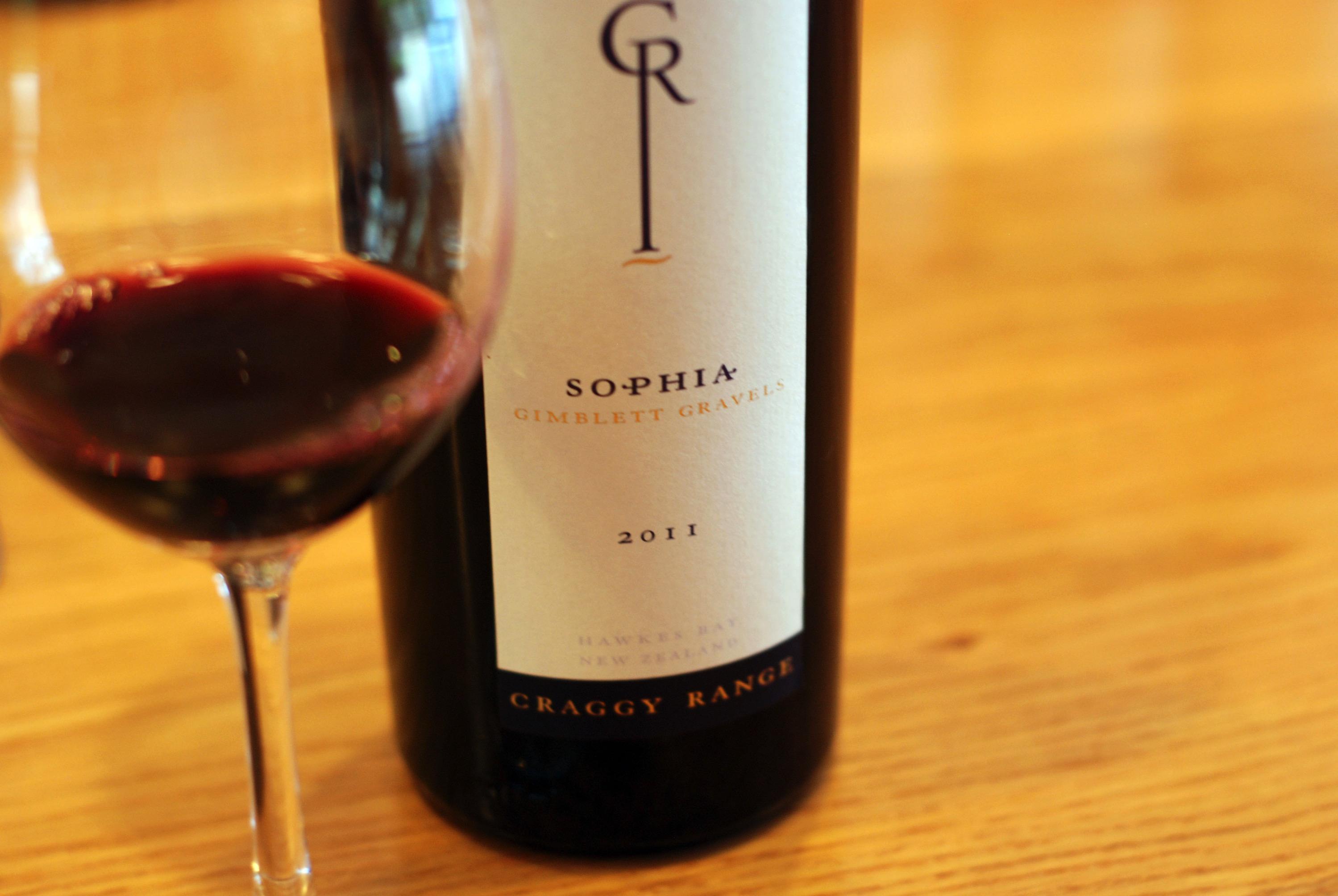Craggy range wine napier 21