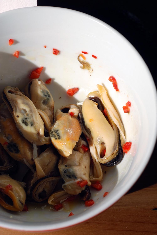 Greenshell mussel lachs burger 03