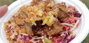 Street-Food-Festival in Neuseeland - der GourmetNightMarket in Tauranga