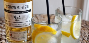 Highball - Cocktail aus Scotch Whisky & Ginger-Beer