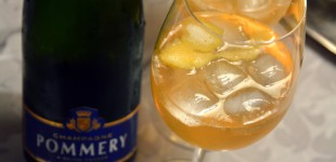 Champagner Cocktail - French Elegance mit Cognac