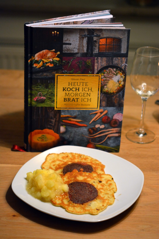 Kochbuch Märchenbuch Stevan Paul Heute Koch ich morgen Brat ich