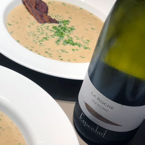 Festtags-Vorspeise: Maronensuppe ala Küchenjunge